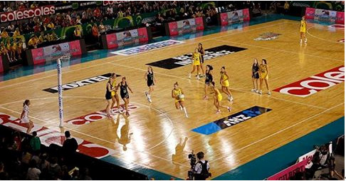 出所:Australian Netball Diamonds